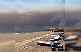 Туристы в некоторых отелях Антальи по-прежнему жалуются на дым