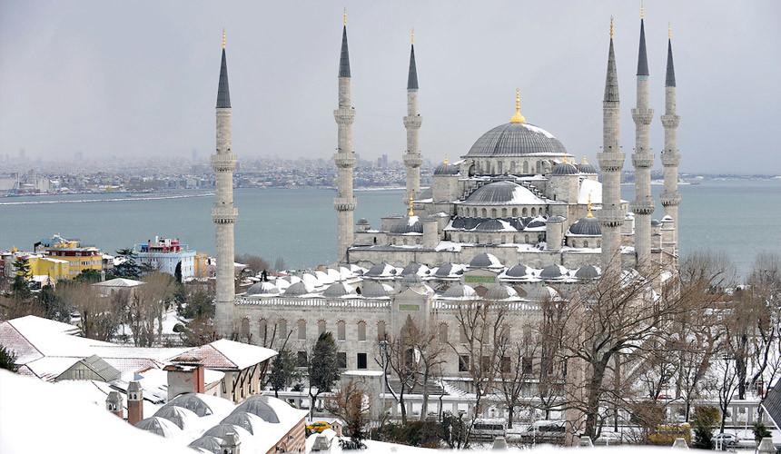 Российские туристы полюбили зимнюю Турцию