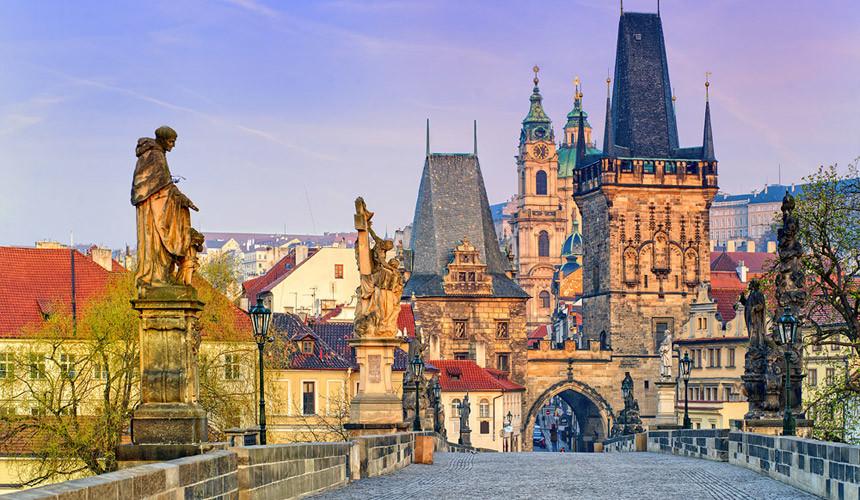 На 8 марта в Прагу – за 11 тыс. руб.