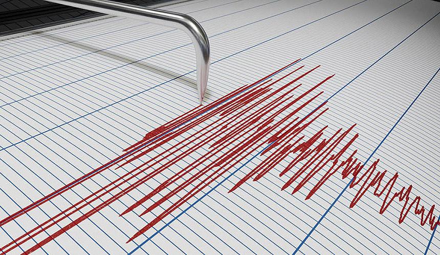 В Турции произошло два землетрясения за один день