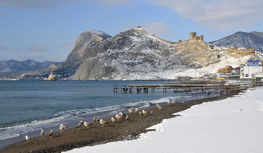 Эксперты считают, что курорты Крыма должны быть круглогодичными
