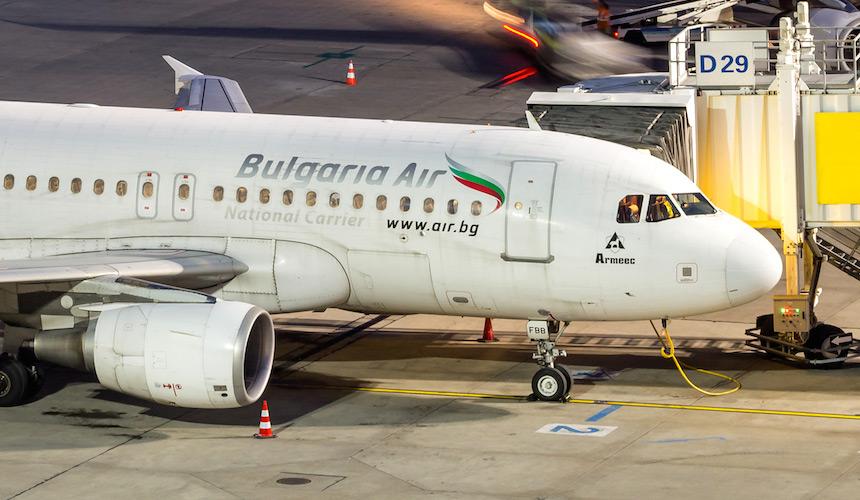 Веерные задержки рейсов в Болгарию прекратились