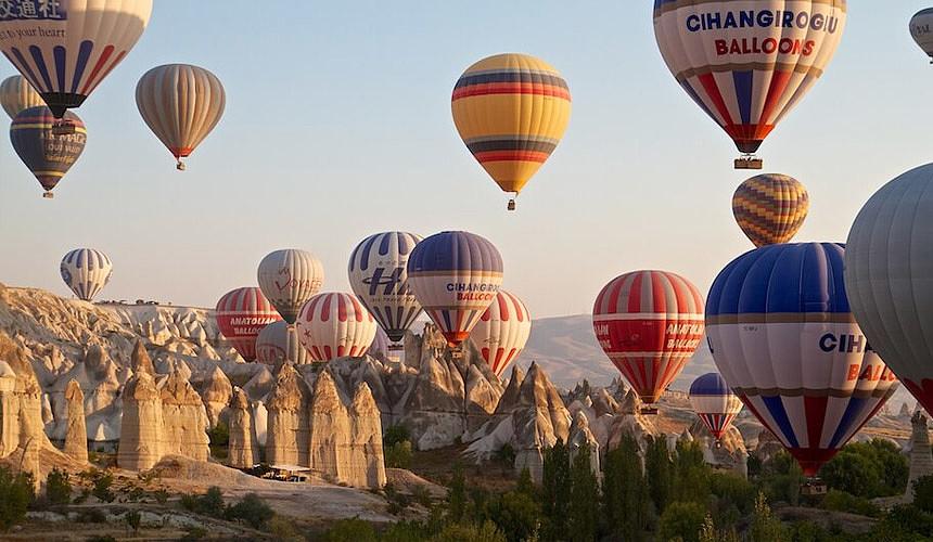 Тур «Стамбул – Каппадокия» за 36 тысяч