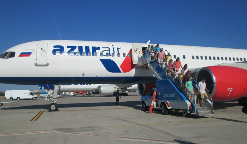 Azur Air сделал рейсы в Доминикану и на Кубу регулярными