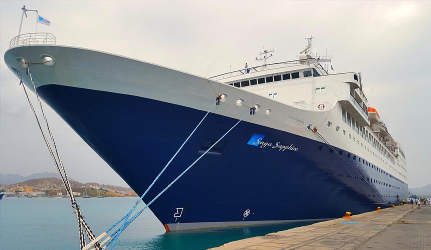 Стал известен маршрут круизного лайнера ANEX Tour