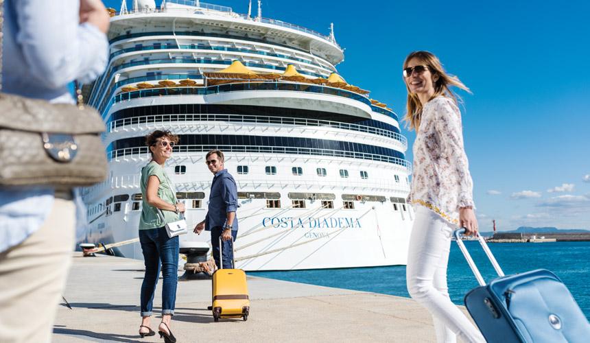 В круиз по Персидскому заливу за 299 €. Спецпредложение от Costa Cruises
