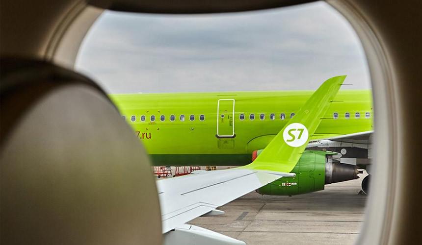 S7 будет летать из Москвы в турецкую Анталью