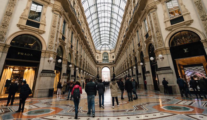 На зимнюю распродажу в Милан за 14 тыс. руб.