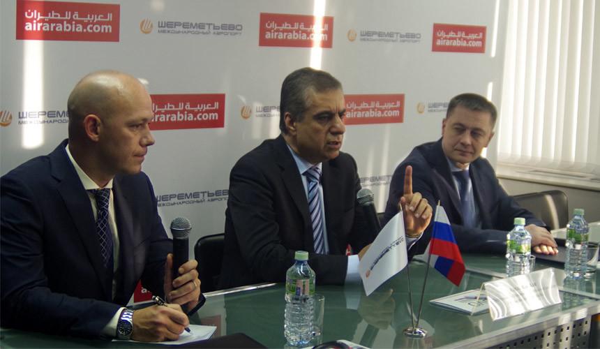 Air Arabia будет летать из Шарджи в два московских аэропорта