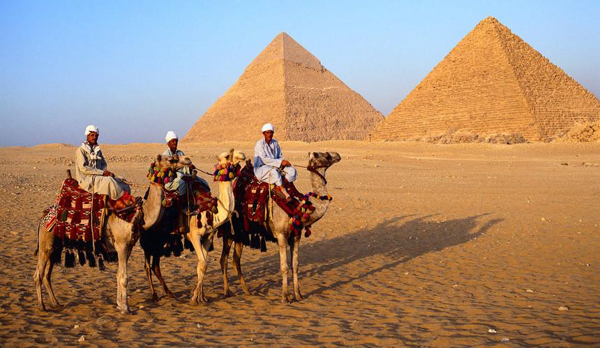 В Министерстве туризма Египта ожидают рейсов из России на курорты в апреле