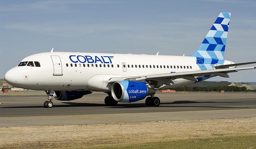 Кипрская авиакомпания Cobalt Air прекратила полеты
