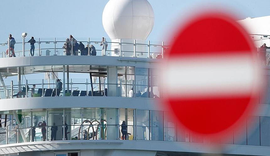 Российские туристы застряли в Италии из-за коронавируса