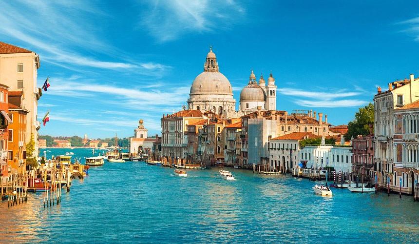Девять городов Италии за 39 тысяч
