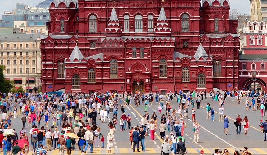 Новая ФЦП: через год туристом в России станет каждый второй