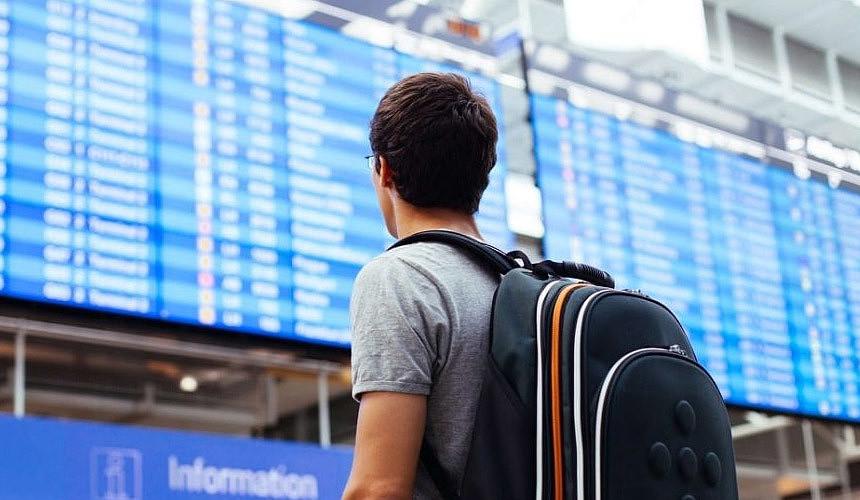 Отпуск туристов продлился из-за технической неисправности самолета