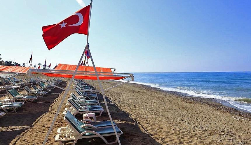 Отдых в Турции привлек рекордно мало туристов в ноябре