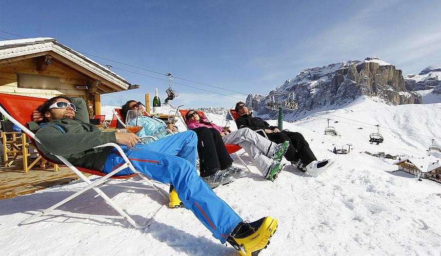 Новый год в итальянских Альпах – меньше чем за 1 тыс. евро
