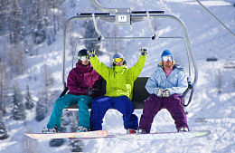 На ввод единого ски-пасса в Красной Поляне уйдёт два года