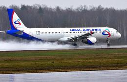 «Уральские авиалинии» возобновляют регулярные рейсы из Екатеринбурга в Анталью