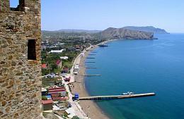 Крымские пляжи полностью готовы принять туристов